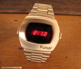 Pulsar Date II Time Computer.